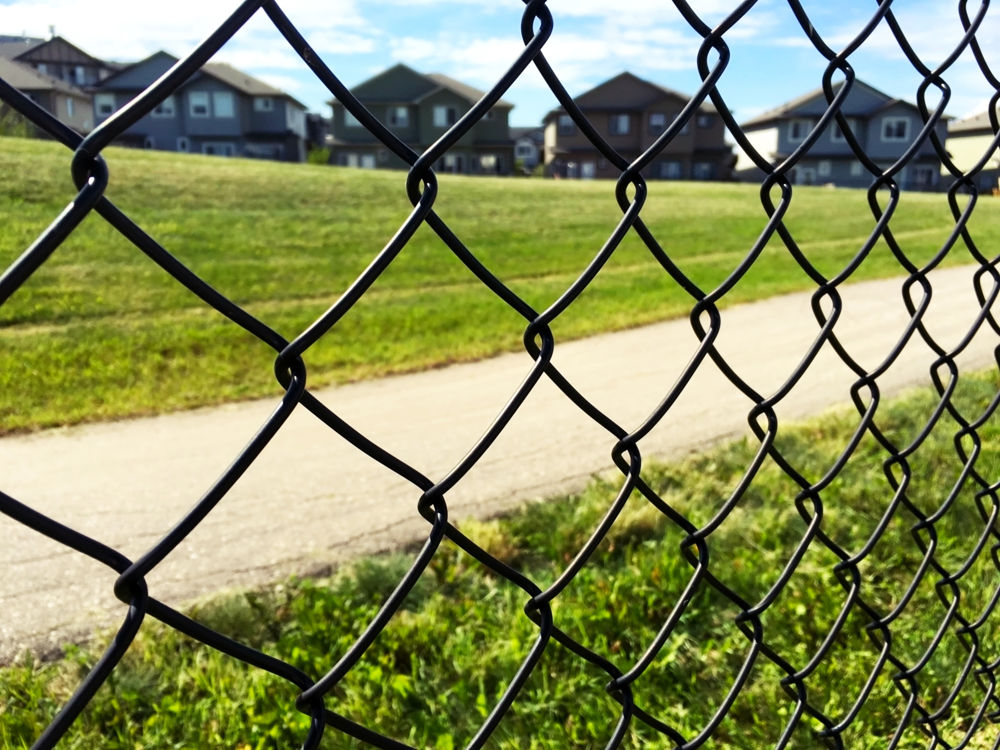high-quality chain link fence