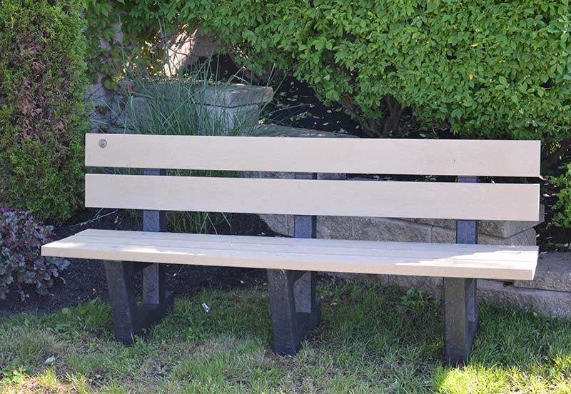 site furnishing - bench